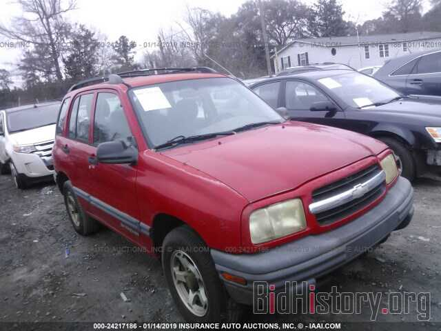 Photo 2CNBE13C516941003 - CHEVROLET TRACKER 2001