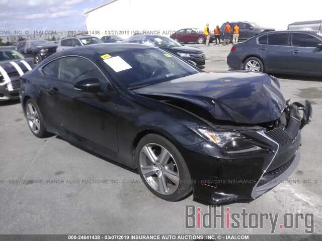 Photo JTHHA5BC3G5001210 - LEXUS RC 2016