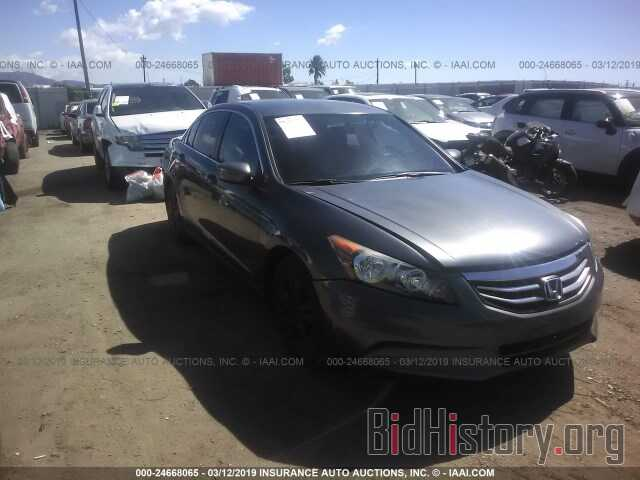 Фотография 1HGCP2F40BA132947 - HONDA ACCORD 2011
