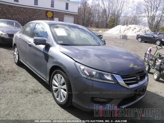 Фотография 1HGCR2F81EA219757 - HONDA ACCORD 2014