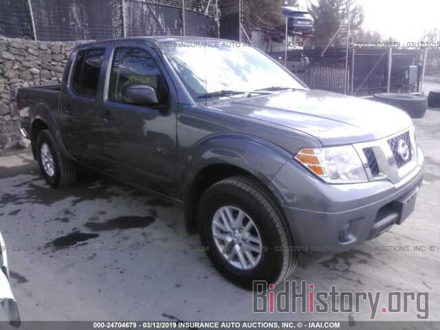 Photo 1N6AD0EV0KN716414 - NISSAN FRONTIER 2019