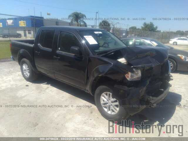 Photo 1N6AD0ER1KN730695 - NISSAN FRONTIER 2019