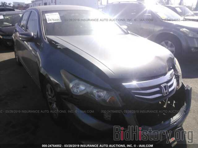 Фотография 1HGCP2F6XBA153306 - HONDA ACCORD 2011