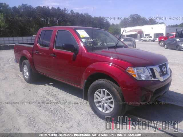 Photo 1N6AD0EV6KN735923 - NISSAN FRONTIER 2019