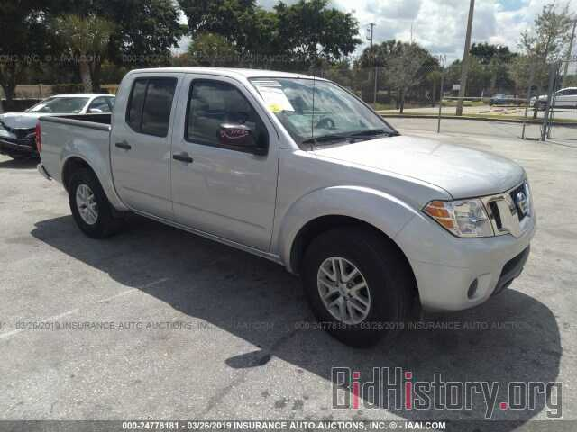Photo 1N6AD0ER7KN709544 - NISSAN FRONTIER 2019