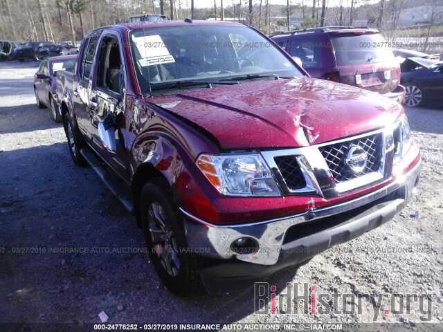 Photo 1N6AD0EV6KN747750 - NISSAN FRONTIER 2019