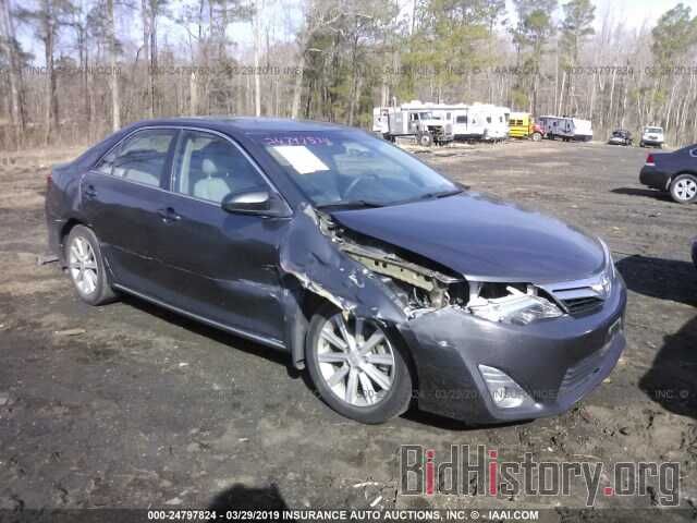 Photo 4T4BF1FK0DR282940 - TOYOTA CAMRY 2013