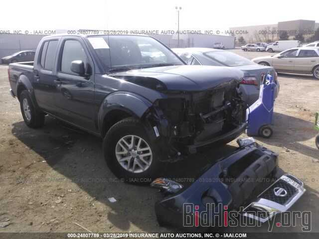 Photo 1N6AD0ER3KN722680 - NISSAN FRONTIER 2019