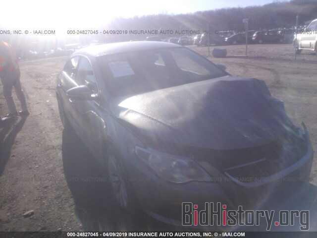 Photo WVWMN7ANXBE715217 - VOLKSWAGEN CC 2011