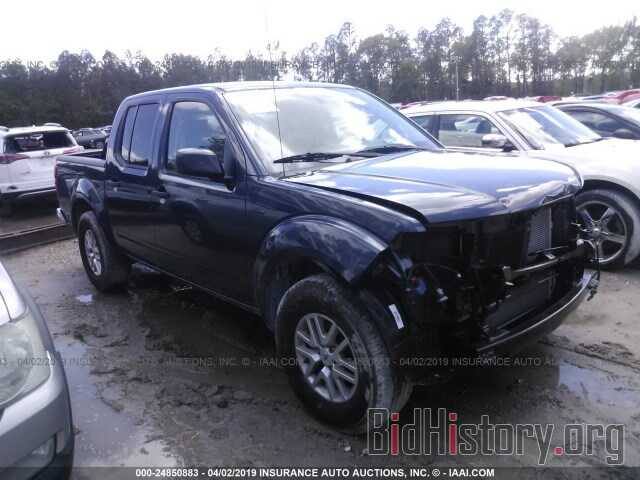 Photo 1N6AD0ER1KN709880 - NISSAN FRONTIER 2019