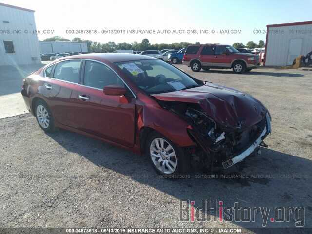 Photo 1N4AL3AP0GC213831 - NISSAN ALTIMA 2016