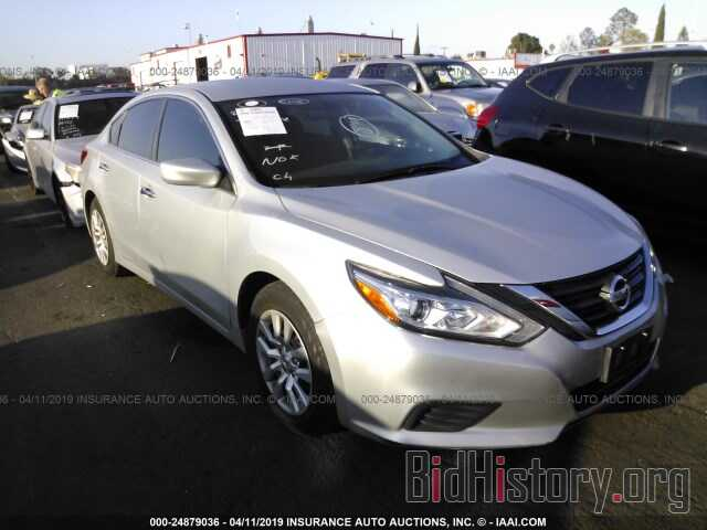 Photo 1N4AL3AP5GC224484 - NISSAN ALTIMA 2016