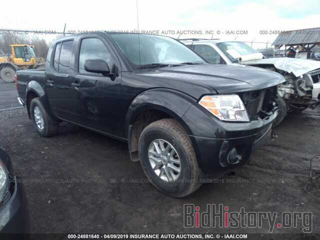 Photo 1N6AD0EV7KN733663 - NISSAN FRONTIER 2019