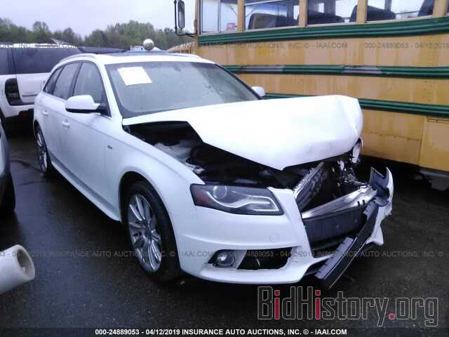 Photo WAUWFAFL7CA103797 - AUDI A4 2012