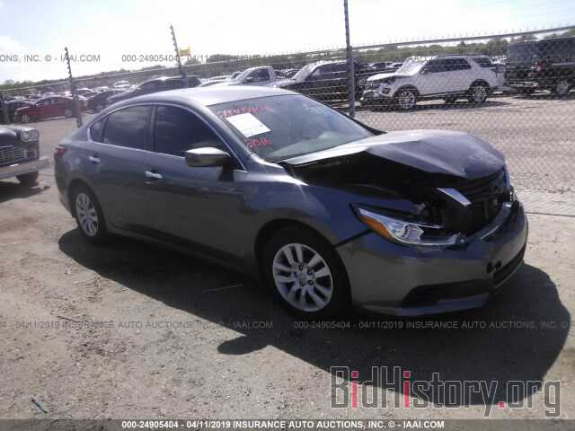 Photo 1N4AL3AP5GN385325 - NISSAN ALTIMA 2016
