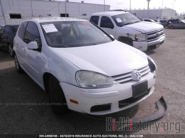 Photo WVWAA71KX9W130307 - VOLKSWAGEN RABBIT 2009