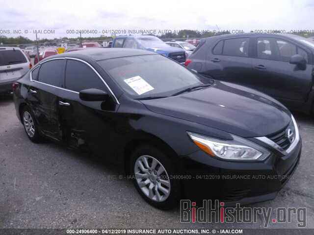 Photo 1N4AL3AP1GN342181 - NISSAN ALTIMA 2016