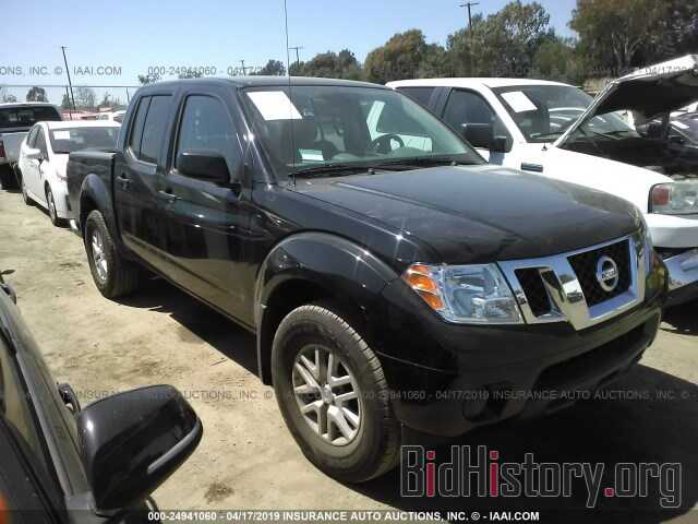 Photo 1N6AD0ER0KN705271 - NISSAN FRONTIER 2019