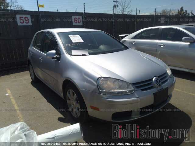 Photo WVWDA71K39W116651 - VOLKSWAGEN RABBIT 2009