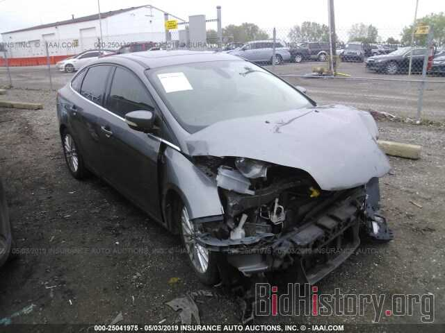 Фотография 1FAHP3H27CL245215 - FORD FOCUS 2012