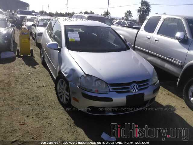 Photo WVWAB71KX9W018636 - VOLKSWAGEN RABBIT 2009
