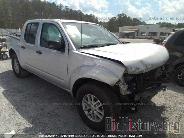 Photo 1N6AD0ER1KN733984 - NISSAN FRONTIER 2019