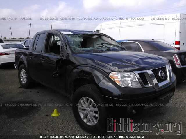 Photo 1N6AD0ER2KN710519 - NISSAN FRONTIER 2019