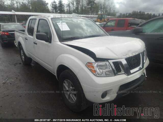 Photo 1N6AD0ER6KN729302 - NISSAN FRONTIER 2019