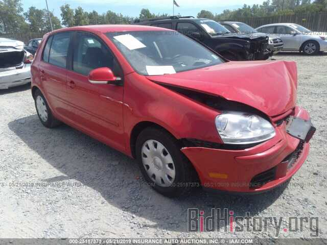 Photo WVWDB71K79W136088 - VOLKSWAGEN RABBIT 2009