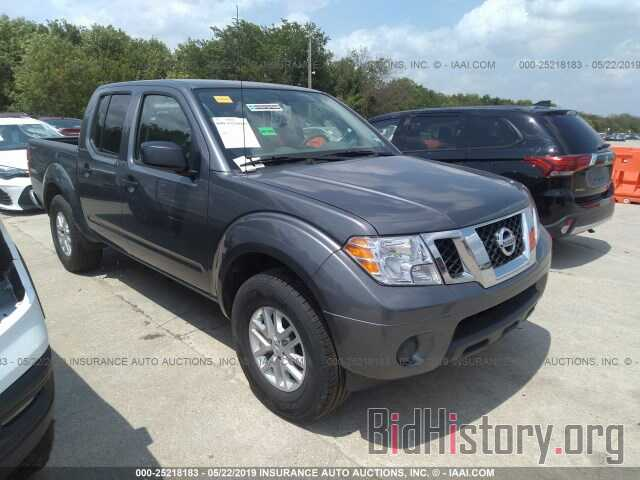 Photo 1N6AD0ER0KN731868 - NISSAN FRONTIER 2019