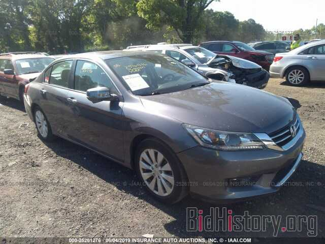 Фотография 1HGCR2F87FA096256 - HONDA ACCORD 2015