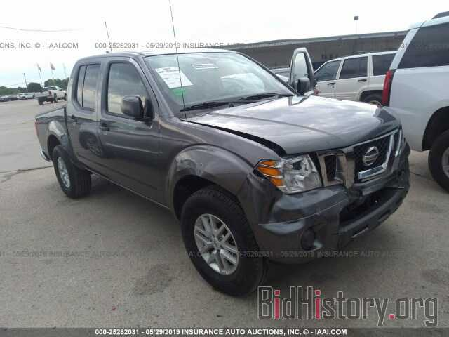 Photo 1N6AD0ER9KN715569 - NISSAN FRONTIER 2019