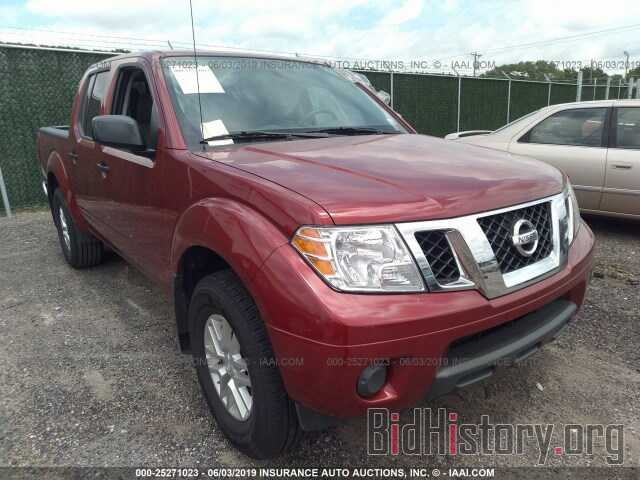 Photo 1N6AD0EV5KN736013 - NISSAN FRONTIER 2019