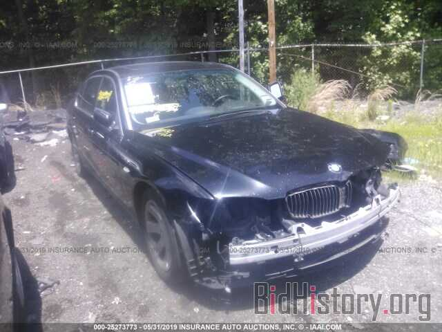 Photo WBAHN83517DT76250 - BMW 750 2007