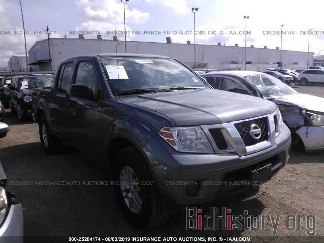 Photo 1N6AD0ER3KN730858 - NISSAN FRONTIER 2019