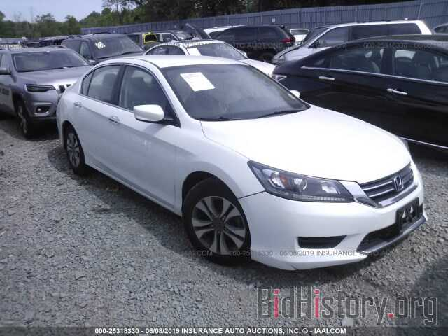 Фотография 1HGCR2F39FA026164 - HONDA ACCORD 2015