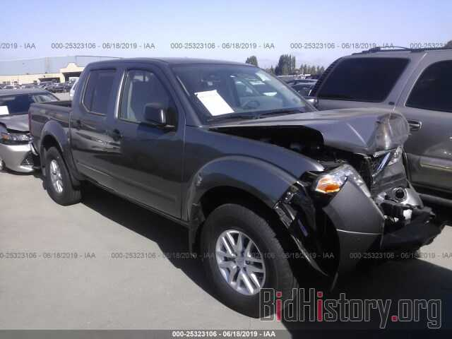 Photo 1N6AD0EV0KN743029 - NISSAN FRONTIER 2019
