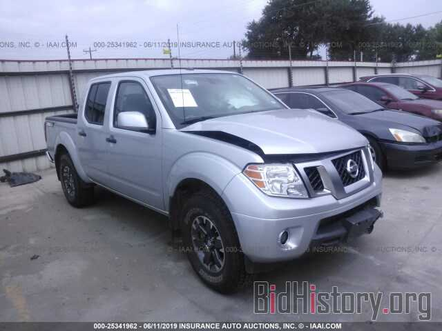 Photo 1N6AD0EV3KN706038 - NISSAN FRONTIER 2019