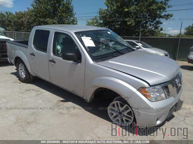 Photo 1N6AD0ER1KN718403 - NISSAN FRONTIER 2019