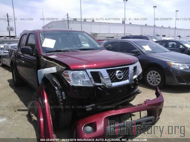 Photo 1N6AD0ER2KN726865 - NISSAN FRONTIER 2019