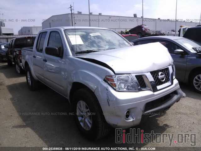 Photo 1N6AD0ER1KN708650 - NISSAN FRONTIER 2019