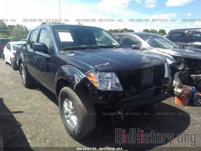 Photo 1N6AD0EV4KN761677 - NISSAN FRONTIER 2019