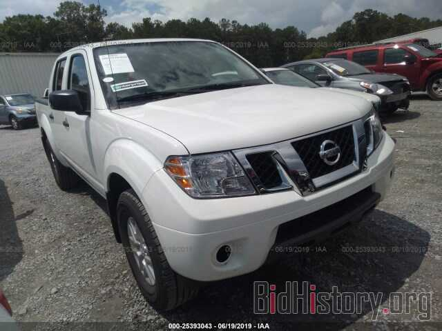 Photo 1N6AD0EV4KN762781 - NISSAN FRONTIER 2019