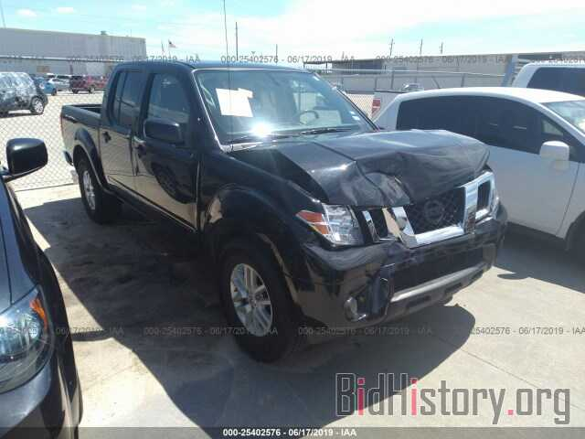 Photo 1N6AD0ER1KN707708 - NISSAN FRONTIER 2019