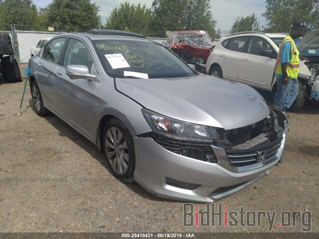 Фотография 1HGCR3F80FA018777 - HONDA ACCORD 2015
