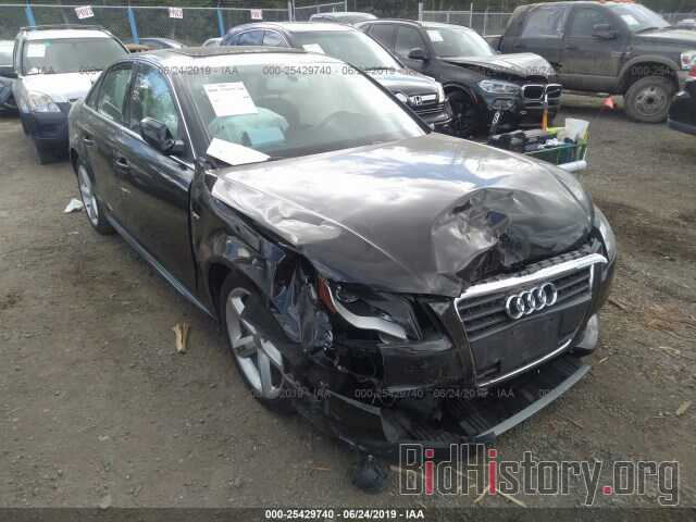 Photo WAUEFAFL1CA117738 - AUDI A4 2012