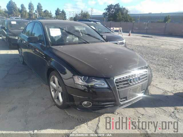 Photo WAUKFAFL2CA035259 - AUDI A4 2012