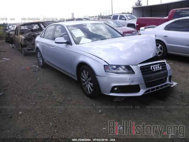 Photo WAUAFAFL8CN007891 - AUDI A4 2012