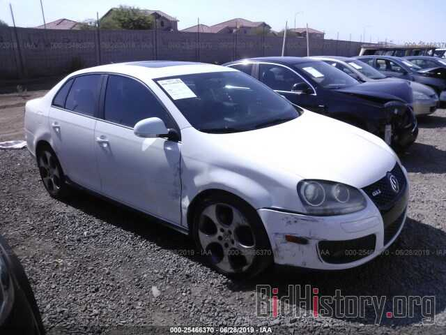 Photo 3VWFJ71K38M066709 - VOLKSWAGEN GLI 2008