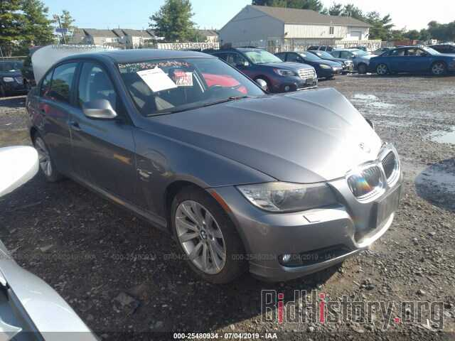 Photo WBAPK5G59BNN80570 - BMW 328 2011